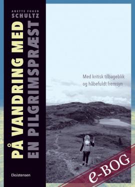 På vandring med en pilgrimspræst - E-bog