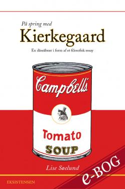 På spring med Kierkegaard - E-bog