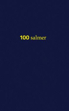 100 salmer - Stor skrift