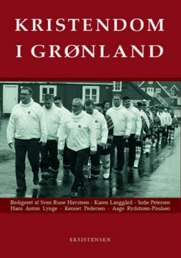 Kristendom i Grønland