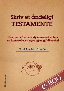 Skriv et åndeligt testamente - E-bog