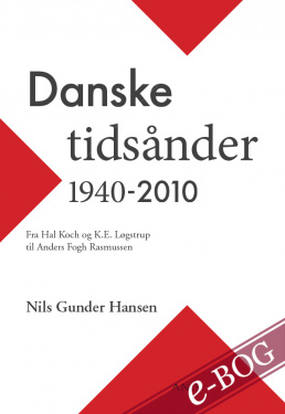 Danske Tidsånder 1940-2010 - E-bog