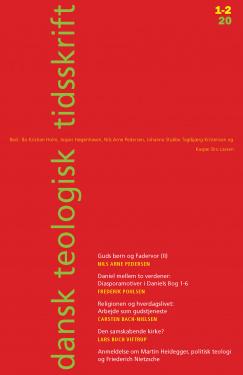 Dansk Teologisk Tidsskrift 83-1/2