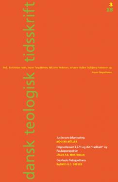 Dansk Teologisk Tidsskrift 81/3