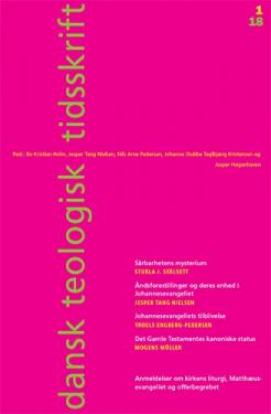 Dansk Teologisk Tidsskrift 81/1