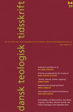 Dansk Teologisk Tidsskrift 82-3/4