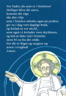 Postkort med bøn