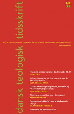 Dansk Teologisk Tidsskrift 82/1-2