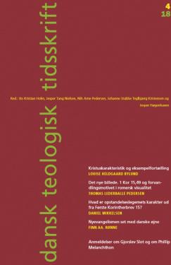 Dansk Teologisk Tidsskrift 81/4