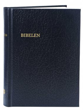 Bibelen - lille format, kirkebibelen