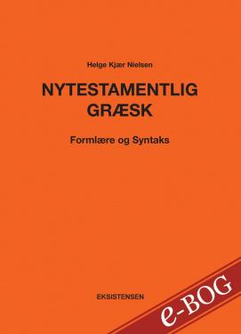 Nytestamentlig græsk - E-bog