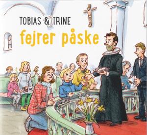 Tobias & Trine fejrer påske - forventes først på lager til efteråret