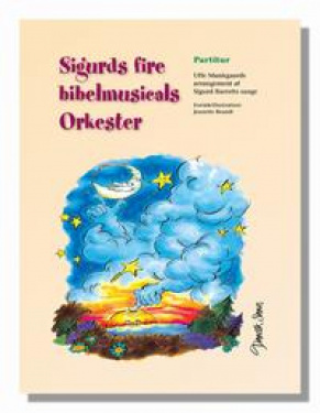 Sigurds fire Bibel-musicals pakke