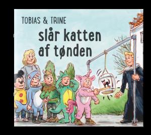 Tobias & Trine slår katten af tønden - kommer igen til efteråret