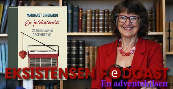 En adventshilsen med Margaret Lindhardt