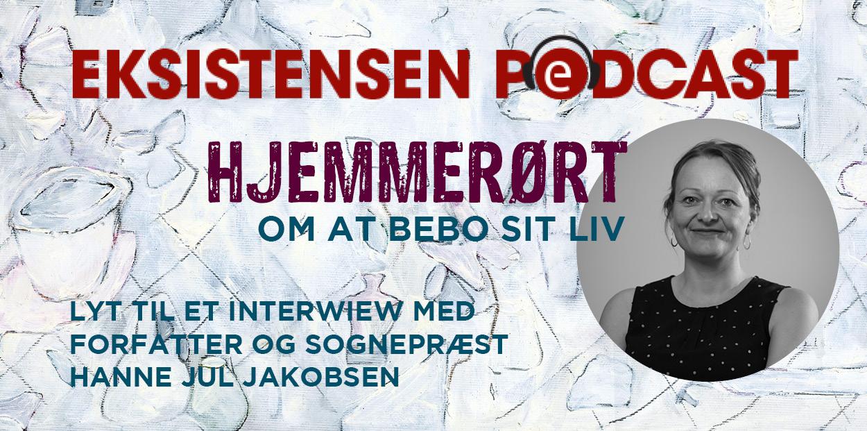 Hanne Jul Jacobsen og Hjemmerørt