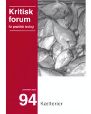 Kritisk Forum nr. 94, 2003-2004