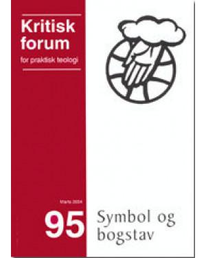 Kritisk Forum nr. 95, 2003-2004