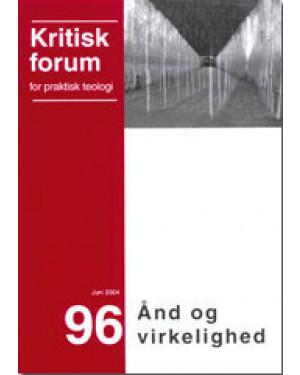 Kritisk Forum nr. 96, 2003-2004