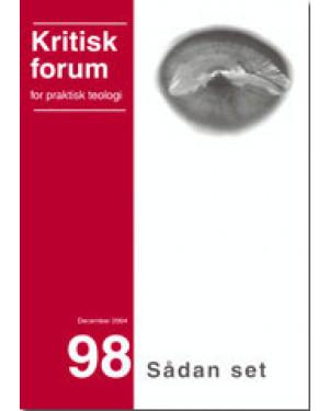 Kritisk Forum nr. 98, 2004-2005