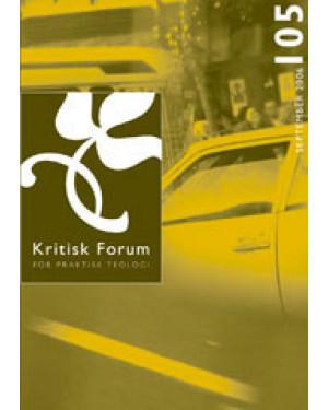 Kritisk Forum nr. 105, 2006