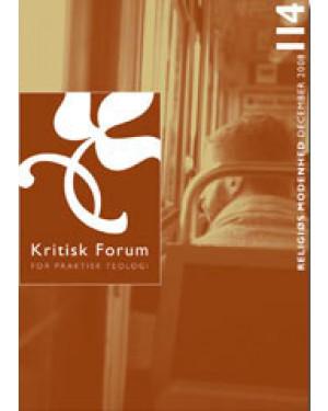 Kritisk Forum nr. 114, 2008