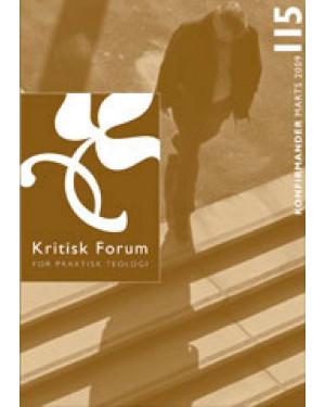 Kritisk Forum nr. 115, 2009