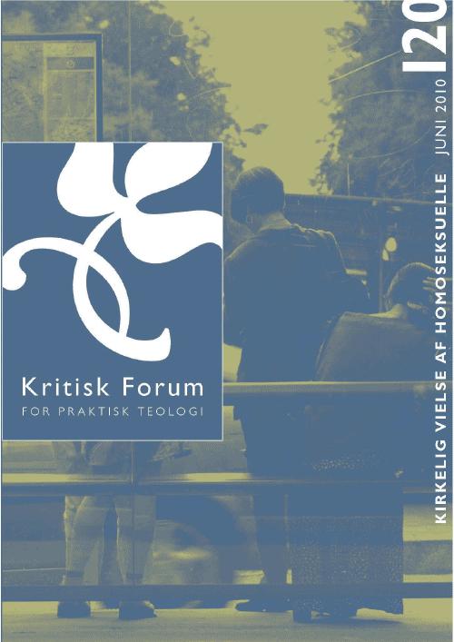 Kritisk Forum nr. 120, 2010