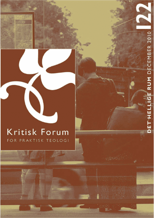 Kritisk Forum nr. 122, 2010