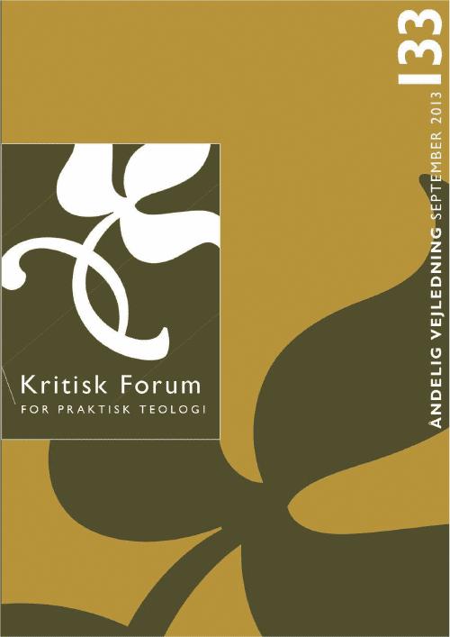 Kritisk Forum nr. 133, 2013