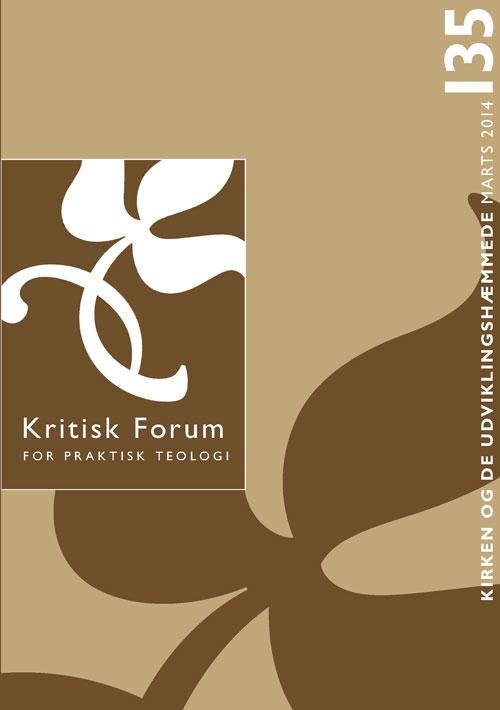 Kritisk Forum nr. 135, 2014