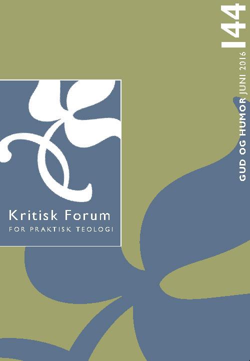 Kritisk Forum nr. 144, 2016
