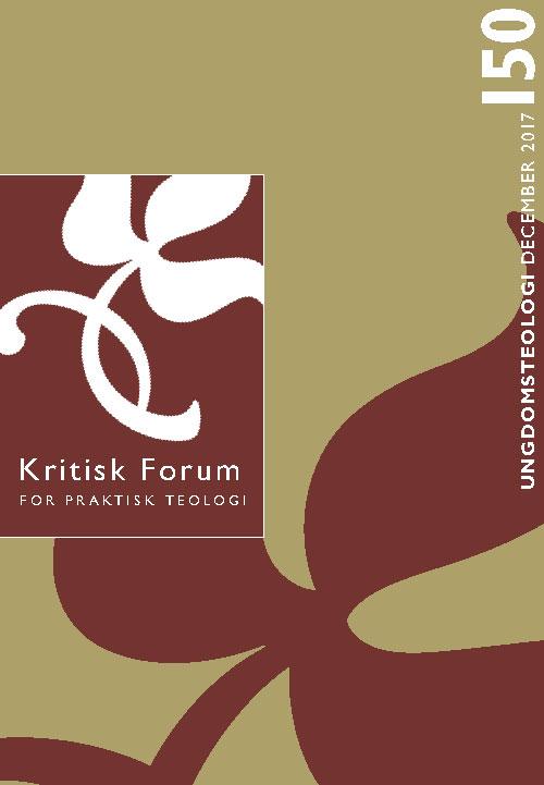 Kritisk Forum nr. 150, 2017