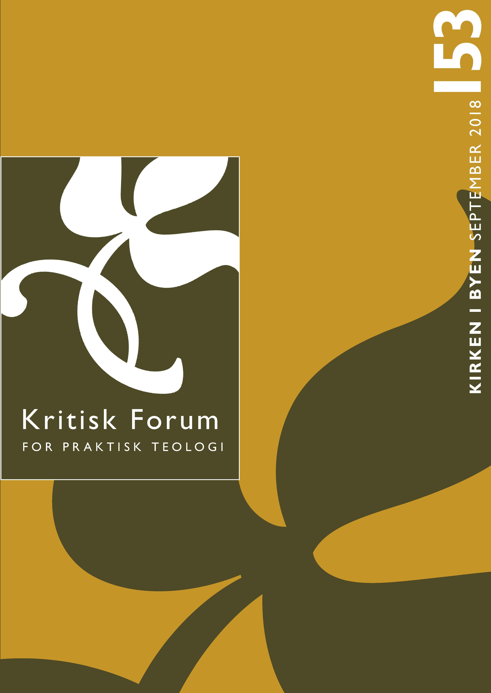 Kritisk Forum nr. 153, 2018